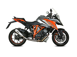 Mivv Delta Race Stainless Steel KTM Super Duke 1290 GT 2016